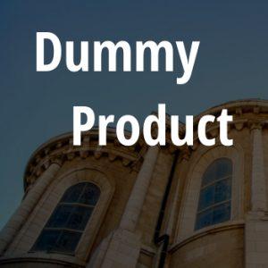 Dummy Product